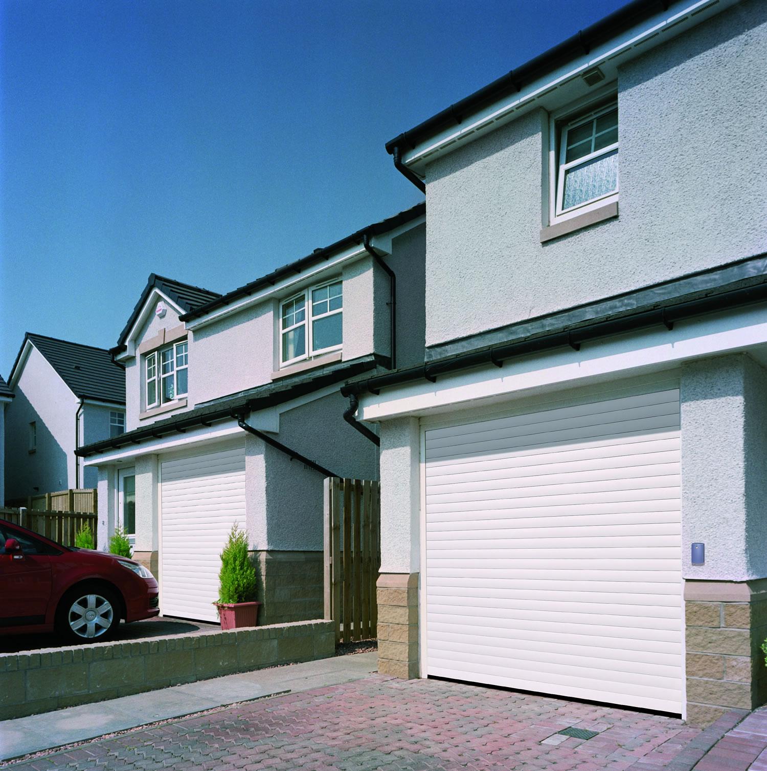 Sleek And Stylish Roller Garage Doors In Cardiff Bridgend