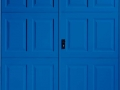 Cathedral Side Hinged (Signal Blue)