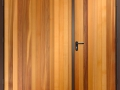 Vertical Cedar Side Hinged 1-3