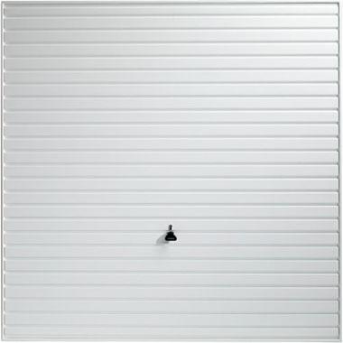Horizon White Steel Door