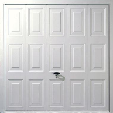 Guilsborough White Steel Door