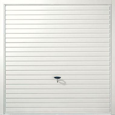 Naseby White Steel Door