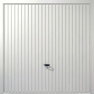 Thornby White Steel Door